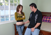 Jenni Lee & Cheyne Collins in My Sisters Hot Friend - Sex Position 1