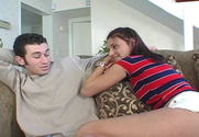 Naudia Nyce & James Deen in My Sister's Hot Friend