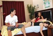 Roxy Deville & Jaclyn Case & Alan Stafford in My Sister's Hot Friend