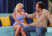 Shyla Stylez & Will Powers in My Sisters Hot Friend - Sex Position 1