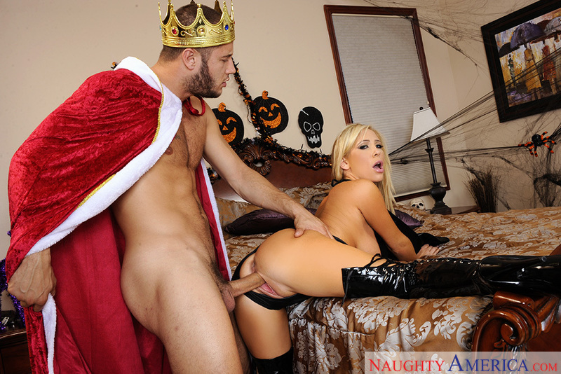 Tasha Reign & Danny Mountain in My Sisters Hot Friend