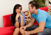 Tiffany Brookes & Johnny Castle in My Sister's Hot Friend - Sex Position 1