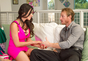 Ariella Ferrera & Ryan Mclane in My Wife's Hot Friend