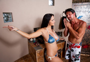 Ava Addams & Tommy Gunn in My Wife's Hot Friend - Sex Position 1