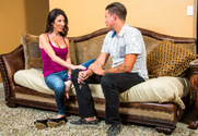 Dava Foxx & Bradley Remington in My Wife's Hot Friend - Sex Position 1