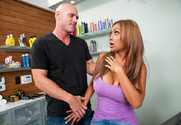 Priya Anjali Rai & Johnny Sins in My Wife's Hot Friend