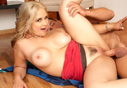 Sarah Vandella & Johnny Castle in My Wife's Hot Friend - Sex Position 2