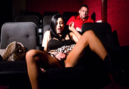 Audrey Bitoni & Johnny Castle in Dirty Wives Club - Sex Position 1