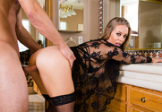 Nicole Aniston & Danny Mountain in Dirty Wives Club - Sex Position 2