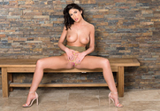 August Ames & Lucas Frost in Neighbor Affair