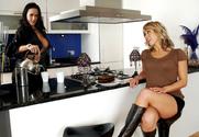 Carmella Bing & Casey Jo & Jordan Ash in Neighbor Affair