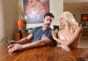 Elsa Jean & Charles Dera in Neighbor Affair