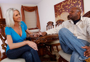 Emma Starr & Prince Yahshua in Neighbor Affair - Sex Position 1