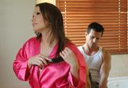 Katja Kassin & Randy Spears & Slim in Neighbor Affair