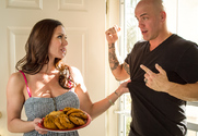 Kendra Lust & Derrick Pierce in Neighbor Affair - Sex Position 1