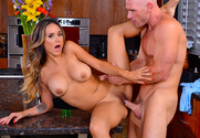 Nadia Styles & Johnny Sins in Neighbor Affair - Sex Position 2