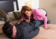 Veronica Avluv & Dane Cross in Neighbor Affair - Sex Position 2