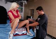Krissy Lynn & Sergio in Naughty America