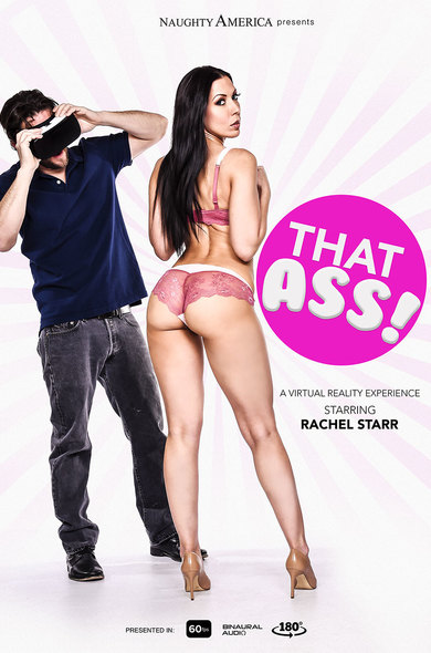 Watch Rachel Starr enjoy some American and Big Fake Tits!