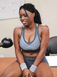 Jada Fire & Alec Knight in Naughty Athletics