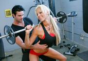 Tanya James & Charles Dera in Naughty Athletics - Sex Position 1