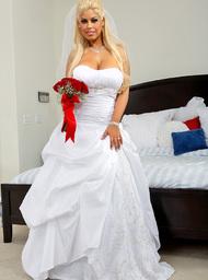 Bridgette B. & Preston Parker in Naughty Weddings - Centerfold