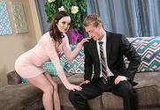 Jenna J Ross & Ryan Mclane in Naughty Weddings story pic
