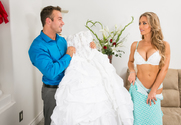 Nicole Aniston & Chad White in Naughty Weddings - Sex Position 1