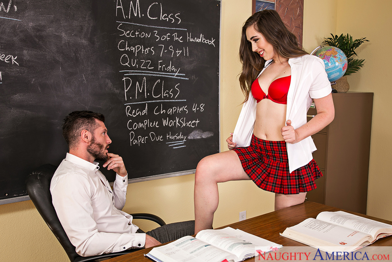Naughtyamerica – LEXI LOVELL & MIKE MANCINI Site: Naughty Bookworms