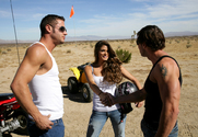 Madelyn Marie & Danny Mountain & Tony DeSergio in Naughty Country Girls