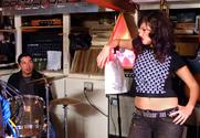 Devi Lynne & Roxy Deville & Marcos Leon in Naughty Flipside story pic