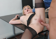 Aiden Starr & Kurt Lockwood in Naughty Office - Sex Position 2