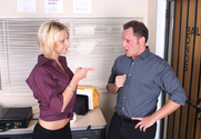 Brianna Beach & Alec Knight in Naughty Office