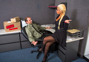 Bridgette B. & Mark Ashley in Naughty Office - Sex Position 1