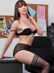 Dana DeArmond & Jordan Ash in Naughty Office - Centerfold