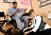 Eve Laurence & Niko in Naughty Office