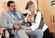 Eve Laurence & Nico in Naughty Office
