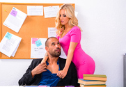 Karla Kush & Karlo Karrera in Naughty Office - Sex Position 1