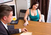 Karlee Grey & Bradley Remington in Naughty Office