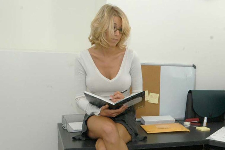 Katie Morgan Office Sex 49