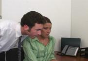 Kelli Tyler & James Deen in Naughty Office