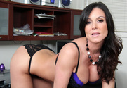 Kendra Lust & Johnny Castle in Naughty Office - Sex Position 1