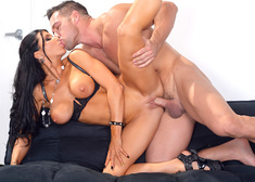 Romi Rain & Johnny Castle in Naughty Office - Centerfold