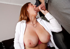 Sara Stone & Billy Glide in Naughty Office - Sex Position 3