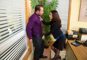 Whitney Westgate & Chad White in Naughty Office - Sex Position 1