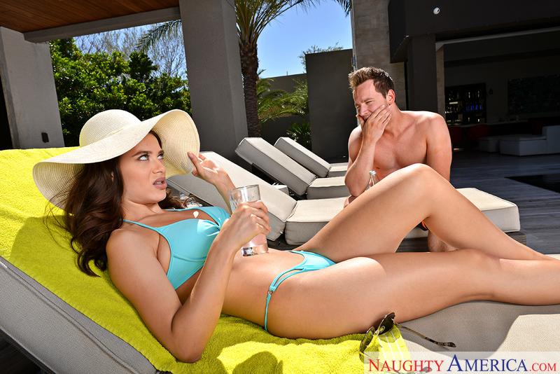 Naughtyamerica – LANA RHOADES & VAN WYLDE Site: Naughty Rich Girls