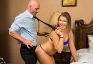 Melissa May & Johnny Sins in Naughty Rich Girls - Sex Position 1