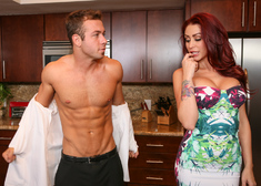 Monique Alexander & Chad White in Naughty Rich Girls