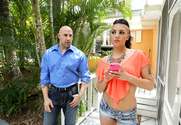 Rachael Madori & Michael Masters in Naughty Rich Girls