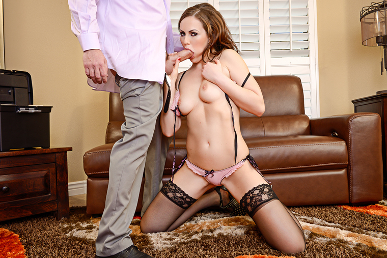Tina Kay & Preston Parker in Naughty Rich Girls